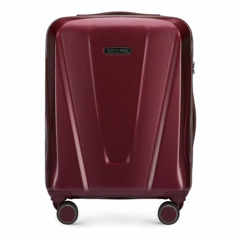 Polykarbonátový kufr na kolečkách z kolekce Explorer line