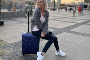 Jak wyczyścić walizkę?