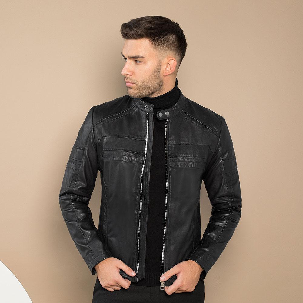 Как выбрать мужскую кожаную куртку? Руководство по фасонам