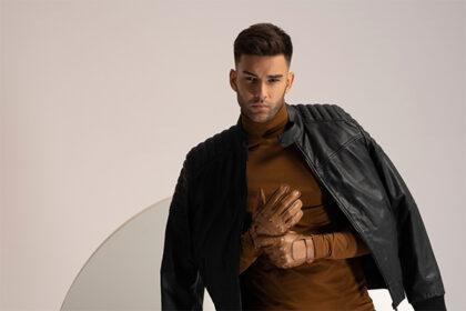 Jak wybrać męską kurtkę skórzaną?