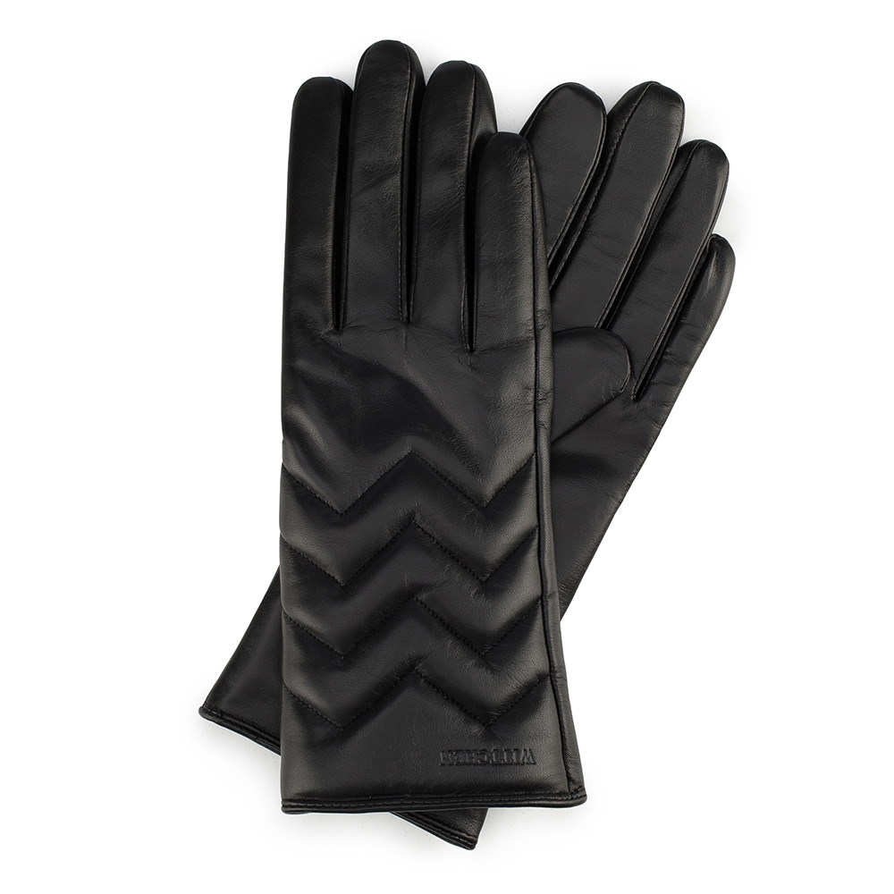 Rękawiczki z przeszyciami