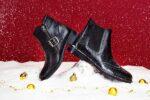 Jak dbac o skorzane buty zima