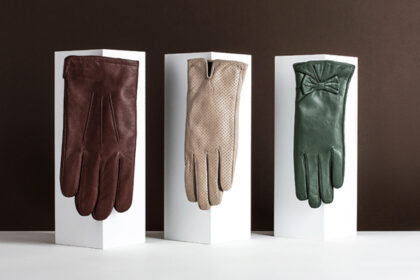 Jak wyczyścić skórzane rękawiczki