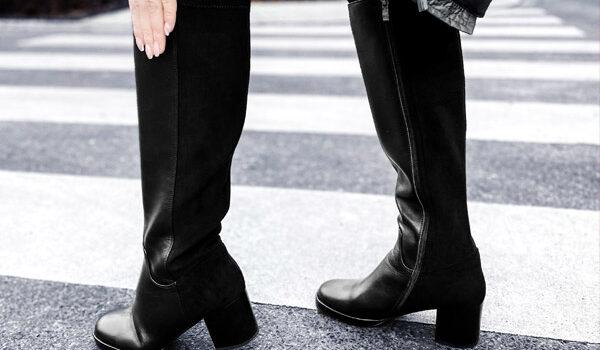 Skórzane kozaki – buty, które nie wychodzą z mody