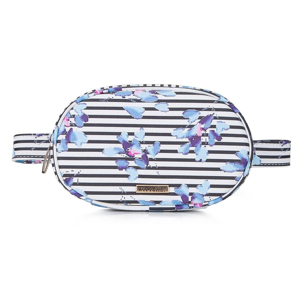 Pudełkowa nerka w kwiaty