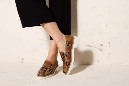 Jakie buty nosić do szerokich spodni