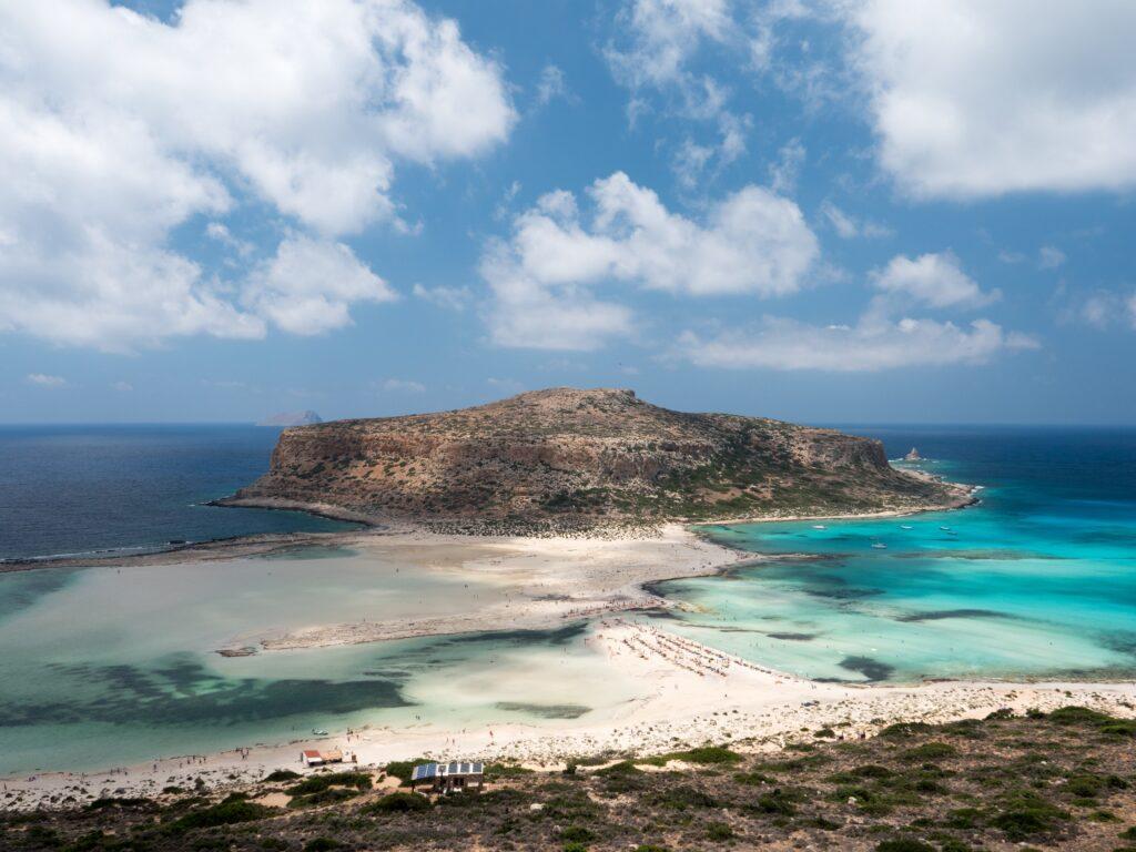Laguna Balos - wakacje w Grecji 2021