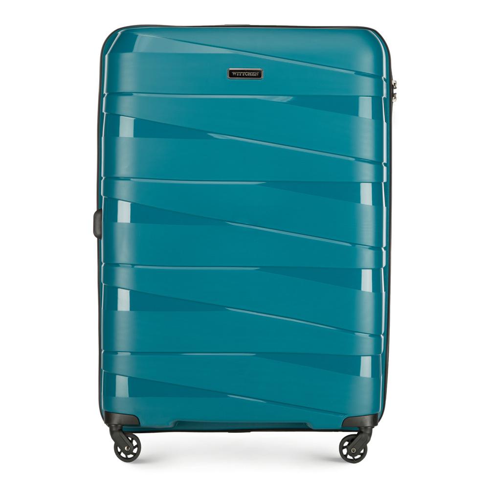 Ile waży duża walizka z ubraniami?