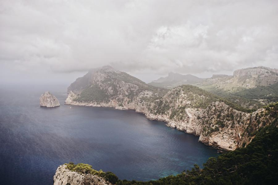 Majorka: Cap de Formentor