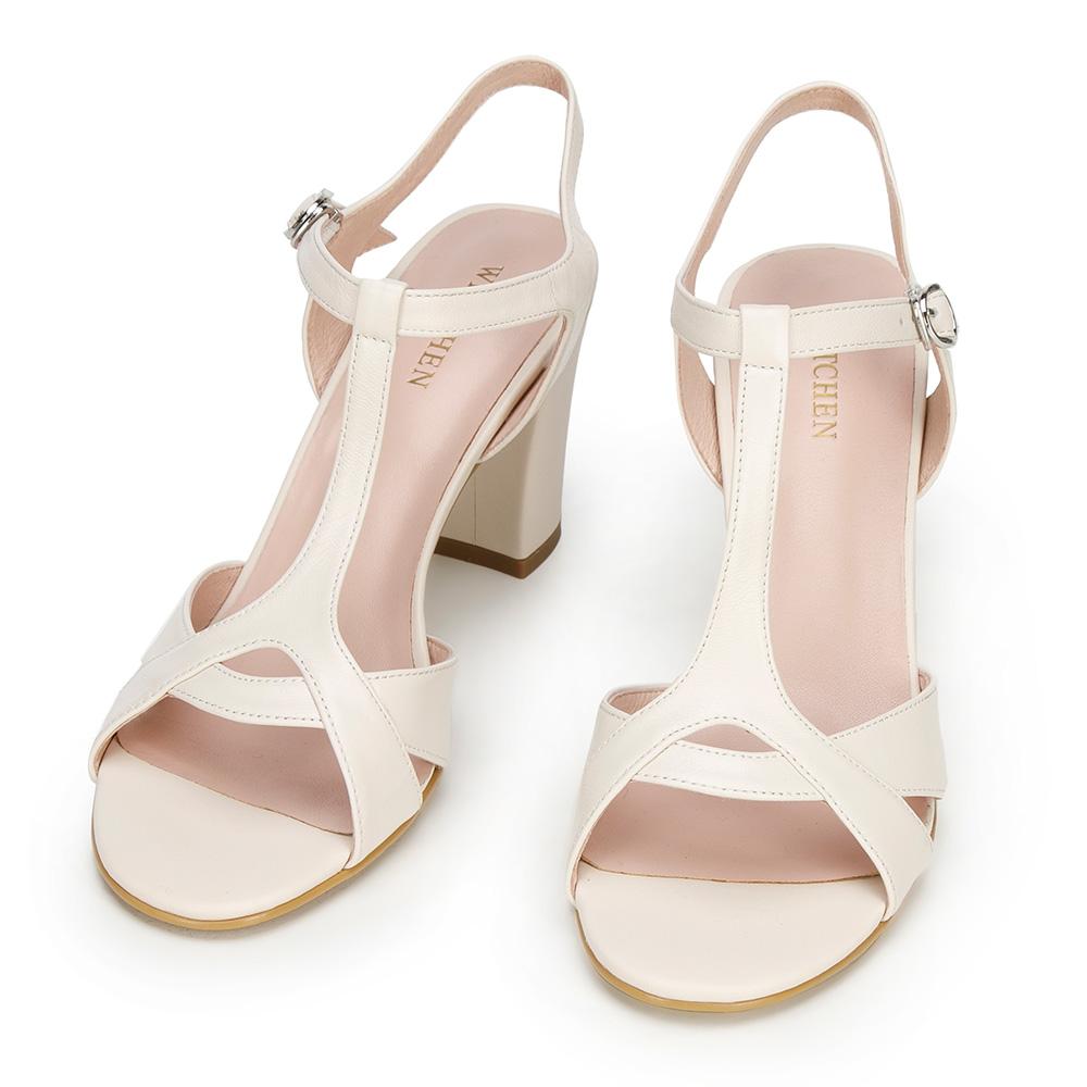 Eleganckie damskie sandały