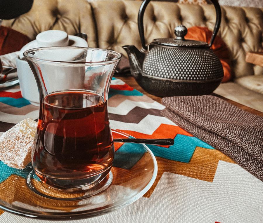 Co jeść i pić w Kapadocji - tradycyjna turecka herbata