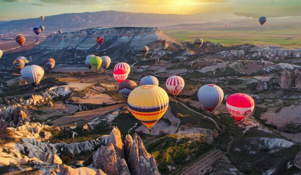 Kapadocja: informacje, przewodnik, atrakcje – wakacje w Kapadocji 2021